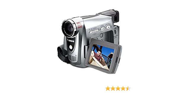 Driver UPDATE: Canon DV camera MV850i