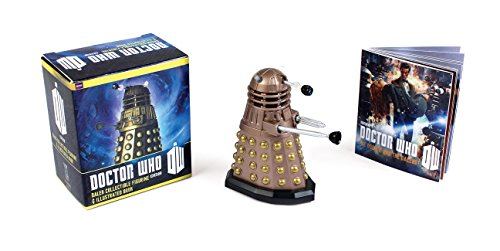 Doctor Who: Dalek Collectible Figurine and Illustrated Book (Running Press Mini Kits)