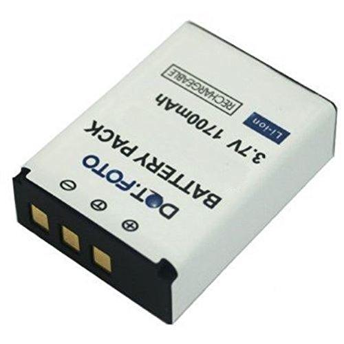 Toshiba pa3985, pa3985e-1brs premium dot.foto batteria sostituitiva - 3.7v/1700mah - garanzia: 24 mesi [vedere la descrizione per la compatibilità]
