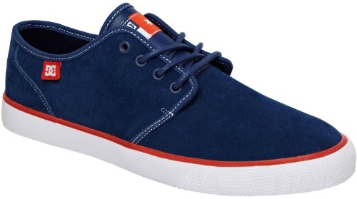 DC Shoes studio S (navy/rosso) (Navy/Rosso)