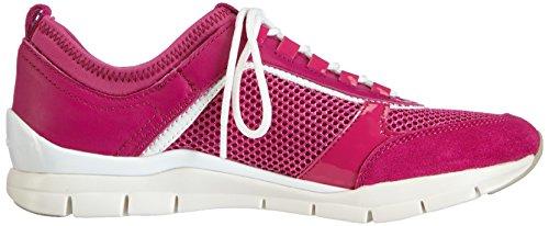 Geox D Sukie B Damen Sneakers Rosa (fuchsiac8002)