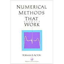 Numerical Methods that Work (Spectrum)