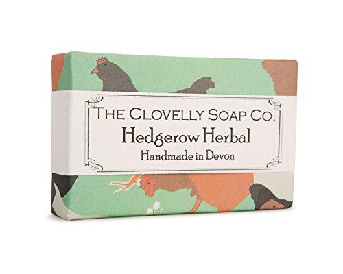 clovelly-soap-co-sapone-naturale-fatto-a-mano-hedgerow-herbal-per-tutti-i-tipi-di-pelle-100-g