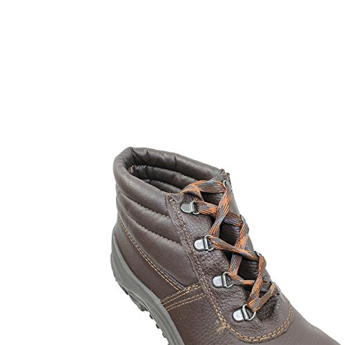 Afti s3 chaussures de travail chaussures berufsschuhe businessschuhe chaussures marron Marron - Marron