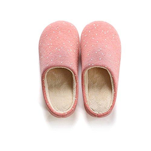 In Casa Legno Bambini Un Pantofole 255 C Cotone Opzione 4 Di Inverno 39 37 Disponibile Formato colore Colori Per rxFIqxf