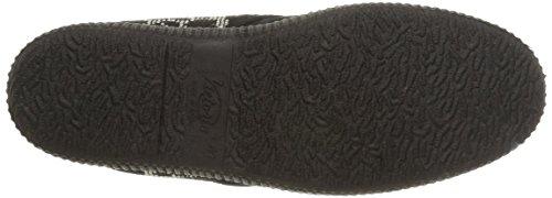 Victoria 116728, Unisex-Erwachsene Desert Boots Schwarz (Negro)