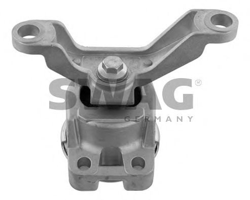 SWAG 50 93 2673 Lagerung, Motor Motorlager & Getriebelager, Motorlager & Getriebehalter, Motorlager R, rechts