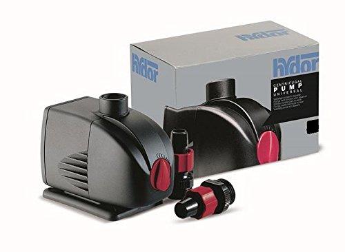 Hydor SELTZ 2800–Kreiselpumpe Multifunktionsgerät für Aquarien und Terrarien