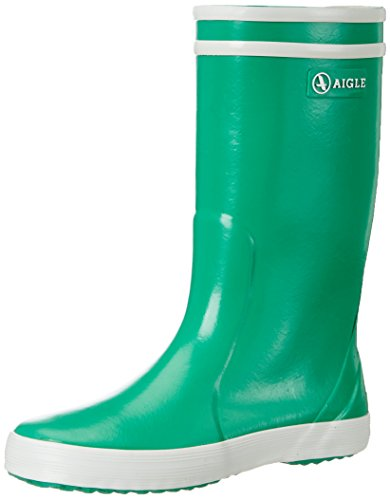 Aigle Lolly Pop, Unisex-Kinder Gummistiefel, Grün (Garden), 31 EU (12.5 UK)