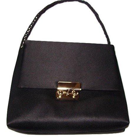john-lewis-womens-satin-shoulder-bag-black-rrp-25