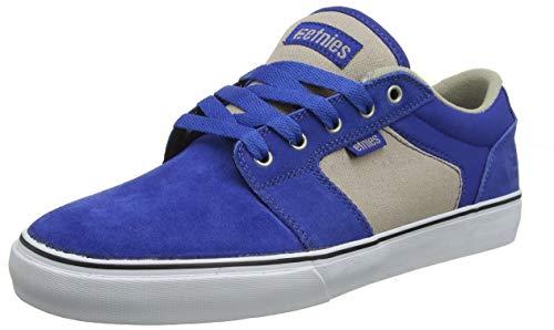 5c79df86111 Etnies Men's Barge LS Skateboarding Shoes, Blue (440-Blue/Tan 440), 6.5 UK  40 EU