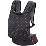 Infantino Zip Travel Carrier Black - Jet Black