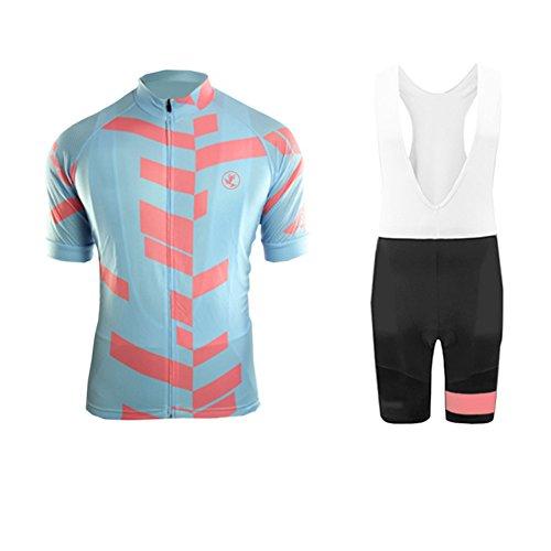 Uglyfrog 2018 Neue Radsport Anzüge Herren Short Trikots+Bib Kurze Hosen Gel Pad Summer Cycling Kit Triathlon Clothes 03