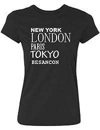 JOllify Frauen T-Shirt BESANCON G3288