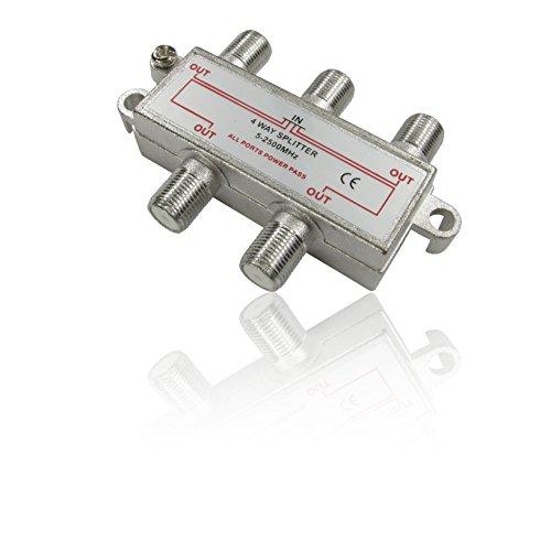 CDL Micro 4vie coassiale Splitter F