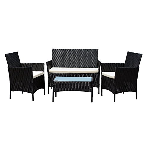 4pcs-effect-rattan-outdoor-indoor-garden-coffee-table-and-chairs-set-dark-brown