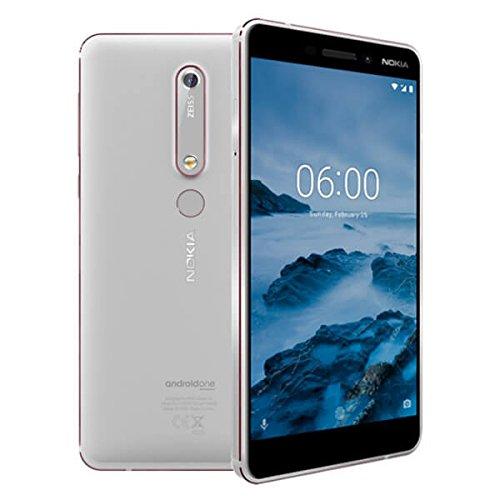 Nokia 6.1 (2018) 3GB/32GB Blanco Dual SIM