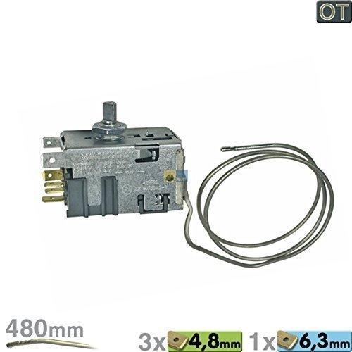 171320 Thermostat Danfoss 25T65 EN60730-2-9 077B6702 Original Bosch Siemens No