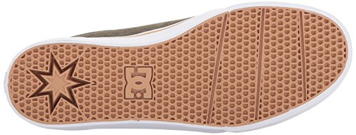 DC Shoes Trase SD, Herren Sneakers Olivgrün