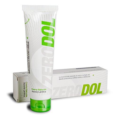 Crema Dolori Articolari e Muscolari Zerodol 100 ml Con: Sacilitato di Metile Artiglio del Diavolo Arnica Crema Massaggio
