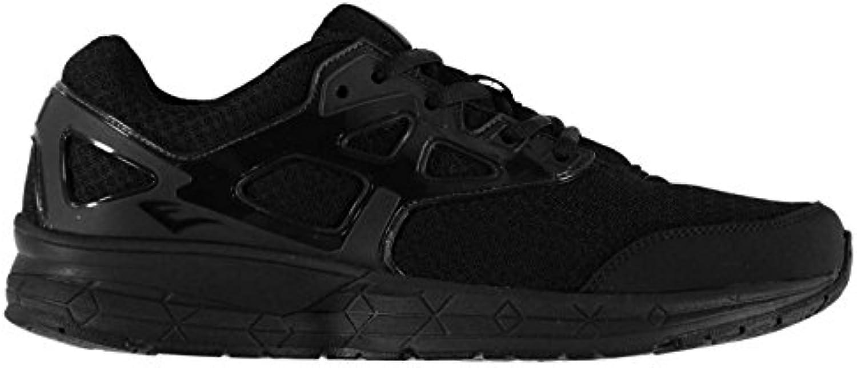 Original Schuhe  Everlast  Herren Sneaker  Schwarz  Sport Laufschuhe Turnschuhe