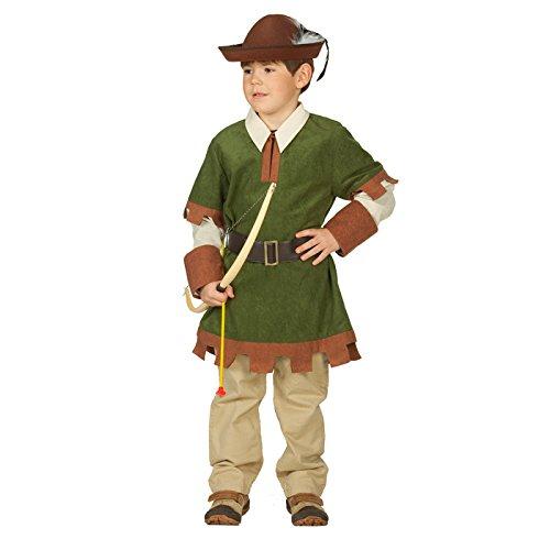NEU Kinder-Kostüm Robin Hood, grün, Gr. (Robin Kostüme Kinder)