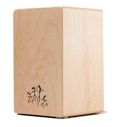 "Cajon ""ROCK/POP\"" Made in GERMANY incl. Kurzlehrgang"