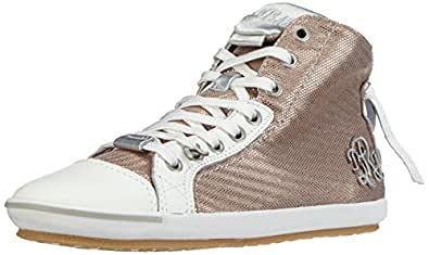 REPLAY  Electra Glit, Baskets hautes femme - Marron - Braun (2095), Taille 40 EU