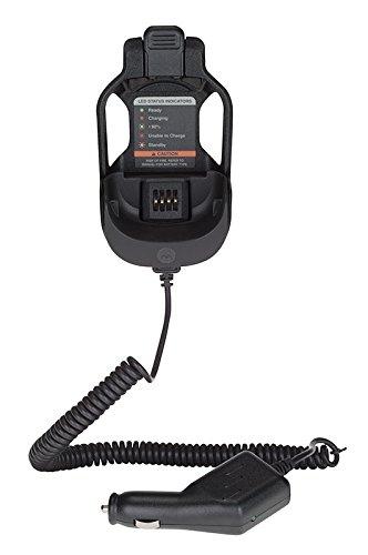 Motorola Fahrzeugladegerät PMLN6716A für Bluetooth-LSM inkl. Anschlusskabel für Zig.-Anzünder (Motorola Auto Bluetooth)