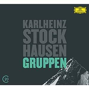 Karlheinz Stockhausen : Gruppen