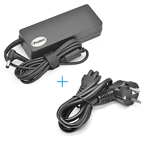 iProtect Netzteil Ladegerät AC Adapter 20V / 4.5A / 90W / 5.5x2.5mm für Lenovo Notebooks
