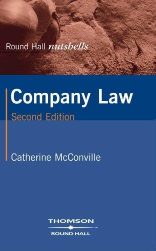 Company Law Nutshell 2e (Nutshells)