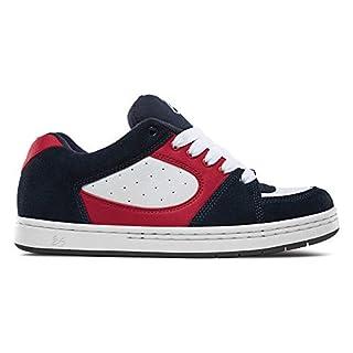 éS Footwear eS SKB Shoe Accel OG NAV/WHI/red, Navy/White/red 8