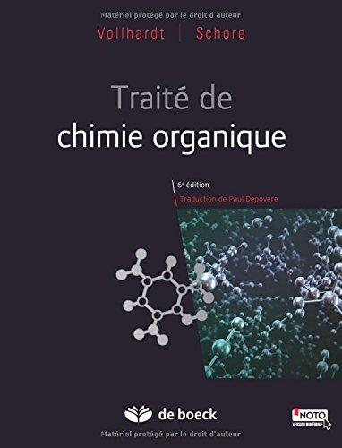 Trait de chimie organique