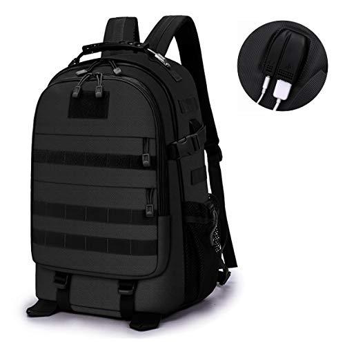 Huntvp 35L MOLLE Mochila Tactical Assault Pack Daypack Daypack para Caza Camping TrekkingDimension:1.Total: 49 x 36 x 20 cm.2.Cinturón: max aprox.140 cm, ancho de la correa: 2.5 cm3. Correa de hombro máxima: 80 cm, ancho de la correa: 7 cm4. Peso: al...