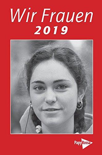 Wir Frauen 2019: Taschenkalender
