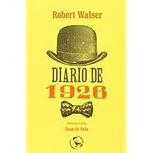 Diario De 1926 - 2ª Edición (Libros Robados)