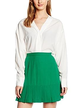 SELECTED FEMME Sfkria LS Shirt Ex, Blusa Para Mujer