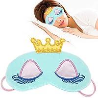 Schlafende Augenmaske, Maske Schlafmaske atmungsaktiv Travel Augenbinde Schatten Cover für schlafende Frauen blockiert... preisvergleich bei billige-tabletten.eu