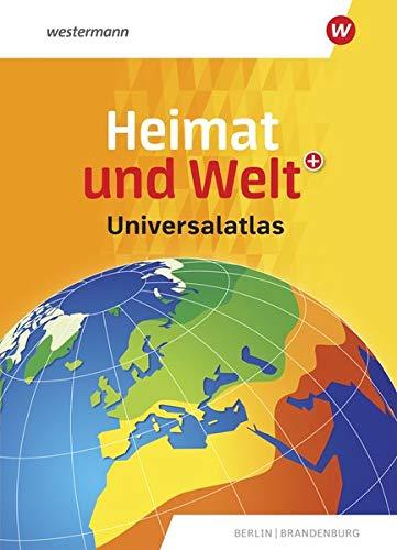 Heimat und Welt Universalatlas: Berlin / Brandenburg