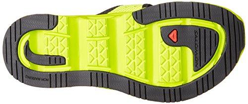 Salomon Rx Break, Sandales de Sport Homme Vert (Granny Green/Gecko Green/Black)