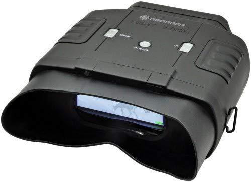 Bresser Visore notturno digitale binoculare 3x20