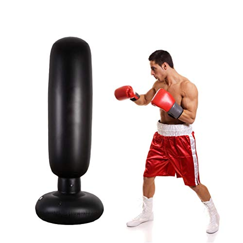 Fansport Fitness Boxsack aufblasbare schwere Boxsack Boxing Target Bag für Kinder