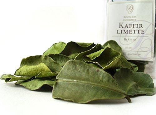 Boomers Gourmet - Kaffir Limetten Blätter - Refill - 6 g