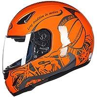FAFY Casco Moto Integrale Uomini E Donne Autunno E Inverno Quattro Stagioni  Caschi Moto off-. Visualizza più scelte 4d3e506b016d