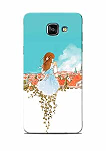 Print Station printed Back Cover for Samsung A5 2016
