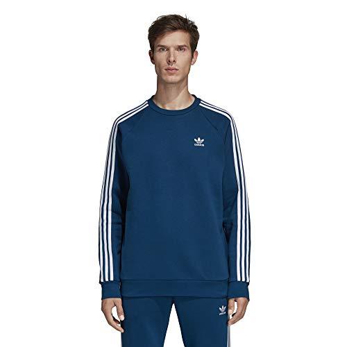 Adidas 3-Stripes Crew - Sudadera