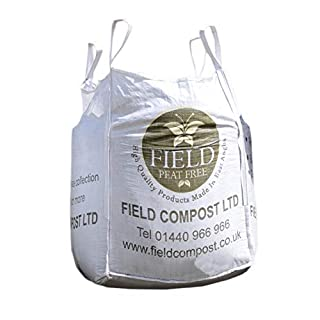Field Compost Ltd Vegetable Planting Topsoil (Huge 1000L bulk bag!!)
