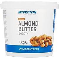 Myprotein Almond Butter Smooth, 1er Pack (1 x 1 kg)