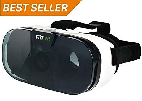UNSEA FIIT 3D Senior VR Headset ,Virtual Reality Headset 3D